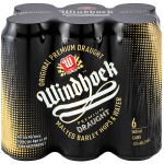 WINDHOEK DRAUGHT CAN 500ML