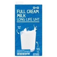 PNP UHT MILK FULL CREAM 1L